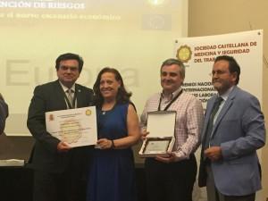 Entrega Premio CGPSST