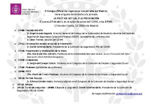 thumbnail of Jornada coiim
