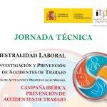 Campaña Iberia de Accidentes. Portada